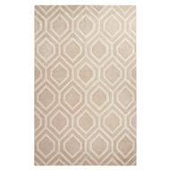 Jaipur Hassan Rug From City Collection CT91 - Taupe/Ivory