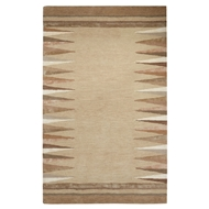 Jaipur Hawthorn Rug From Etho By Nikki Chu Collection ENK08 - Taupe/Ivory