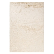 Jaipur Heron Rug From Heron Collection HEO01 - Ivory/White