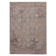 Jaipur Kassandra Rug From Terracotta Collection TET05 - Gray/Silver