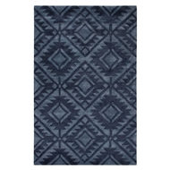 Jaipur Lada Rug From City Collection CT81 - Blue