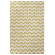 Jaipur Lola Rug from Maroc Collection - Leaf Green