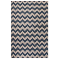 Jaipur Lola Rug From Maroc Collection MR118 - Blue/Ivory