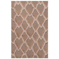 Jaipur Loras Rug from National Geographic Home Collection - Aluminum
