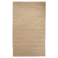 Jaipur Maia Rug From Subra By Nikki Chu Collection SNK04 - Natural/Ivory