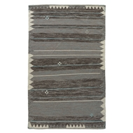 Jaipur Merritt Rug From Carolina Collection CAL01 - Blue/Black