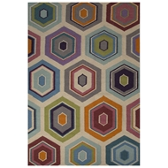 Jaipur Mesilla Rug From Astoria Collection AST01 - Multi-Colored