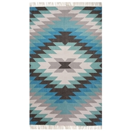 Jaipur Mojave Rug From Desert Collection DES01 - Blue/Green