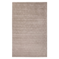 Jaipur Nash Rug From Baroque Collection BQ34 - Ivory/White