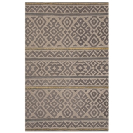 Jaipur Nora Rug From Traditions Made Modern Tufted Collection MMT14 - Gray