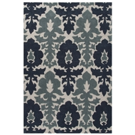 Jaipur Pices Rug From Devine Collection DEV20 - Blue/Gray