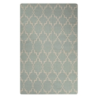 Jaipur Piper Rug from Maroc Collection - Jadeite