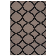 Jaipur Rafi Rug From Maroc Collection MR127 - Gray/Black