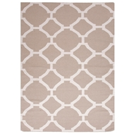 Jaipur Rafi Rug From Maroc Collection MR20 - Taupe/Ivory