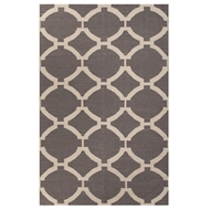Jaipur Rafi Rug From Maroc Collection MR88 - Gray/Ivory
