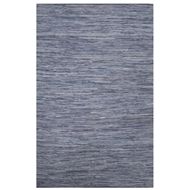 Jaipur Raggedy Rug from Ann Collection - Bijou Blue