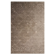 Jaipur Rhea Rug From Etho By Nikki Chu Collection ENK05 - Brown/Taupe
