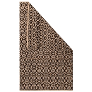 Jaipur Rigal Rug From Subra By Nikki Chu Collection SNK10 - Black/Natural