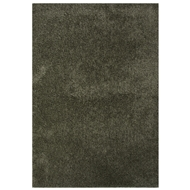 Jaipur Robin Shaggy Rug from Cordon Collection - Forest Shade