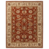 Jaipur Selene Rug From Mythos Collection MY04 - Red/Taupe