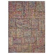 Jaipur Silk Lane Rug From Darien By Rug Republic Collection DAR03 - Multi-Colored