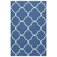 Jaipur Sparten Rug From Barcelona I-O Collection BA64 - Blue