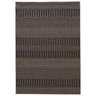 Jaipur Staniel Rug From Acadia Collection ACD02 - Brown/Black