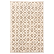 Jaipur Stardust Rug From Fables Collection FB70 - Taupe/Ivory
