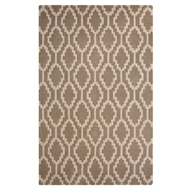 Jaipur Starks Rug From Lounge Collection LOE36 - Beige/Ivory