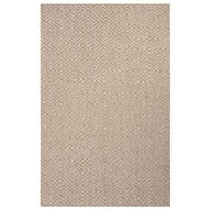 Jaipur Tampa Rug From Naturals Tobago Collection NAT07 - Taupe/Tan