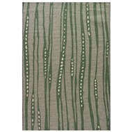 Jaipur Tendril Rug From National Geographic Home Collection NGO05 - Green