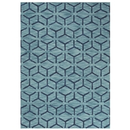 Jaipur Thorton Rug From Fusion Collection FN44 - Blue