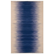 Jaipur Tinge Rug From Spectra Collection SPC02 - Blue/Ivory