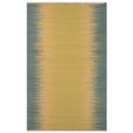 Jaipur Tinge Rug From Spectra Collection SPC03 - Green/Blue