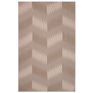 Jaipur Toluca Rug from Traditions Made Modern Flat Weave Collection - Oyster Gray