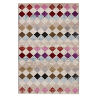 Jaipur Vaira Rug From Zane Collection ZAN09 - Neutral/Blue