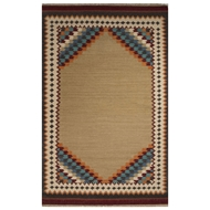 Jaipur Woodland Rug from Anatolia Collection - Warm Sand