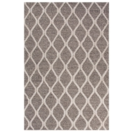 Jaipur Zarah Rug From Maverick Collection MAV01 - Dark Gray/Ivory