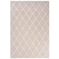 Jaipur Zarah Rug From Maverick Collection MAV03 - Natural/Ivory