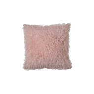 Lili Alessandra Coco Square Pillow - Blush Sheer L362SBL