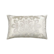 Lili Alessandra Morocco Small Rectangle Pillow - Ivory L582I