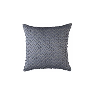 Lili Alessandra Ultra Pillow - Pewter L510SP