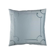 Lili Alessandra Vendome European Pillow - Sea Foam L517LSF