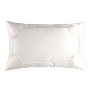 Lili Alessandra Vendome King Pillow - Ivory L517KI