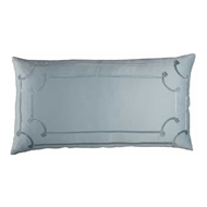 Lili Alessandra Vendome King Pillow - Sea Foam L517KSF