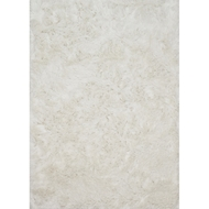 Loloi London Shag Area Rug - White