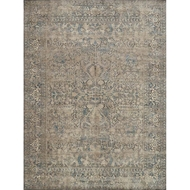 Loloi Millennium Area Rug - Grey & Stone - Power-loomed
