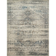Loloi Millennium Area Rug - Taupe & Ivory - Power-loomed