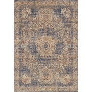 Loloi Porcia Area Rug - Ivory & Beige - Power-loomed