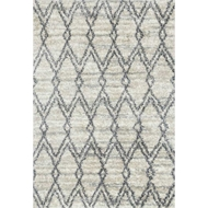 Loloi Quincy Area Rug - Spa & Pebble - 100% Polypropylene
